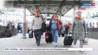 Тамбовчане пройдут единым строем по Берлину