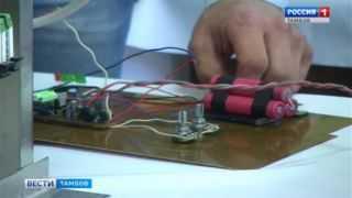 Тамбовская студентка разработала термометр высокой точности