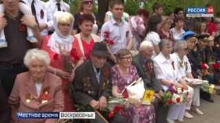 Ценой собственной жизни они отвевали Победу: на Воздвиженском кладбище почтили погибших героев