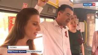 Со всеми остановками, и с песнями: 9-го мая по Котовку курсировал «Автобус Победы»
