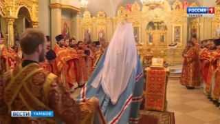 В Тамбов привезли частицу мощей святой Матроны Московской