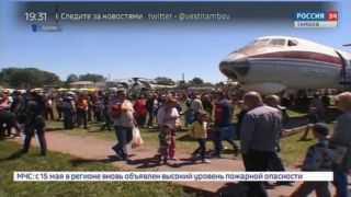 В небе над Тамбовом проведут авиационный парад