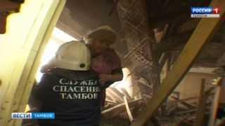 Две работницы ателье пострадали в результате обрушения потолка в доме на Носовской