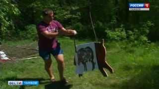 Охотники на соревнованиях: даже условный кабан боится метких