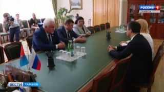 Председатель комитета Госдумы по охране здоровья поблагодарил Александра Никитина за хорошую динамику в развитии здравоохранения