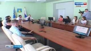 Помогать другим - это призвание: в Тамбове подвели итоги видеоконкурса о добровольчестве