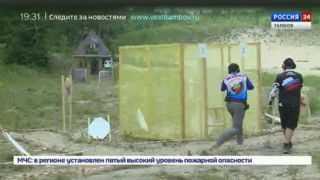 Игорь Щеголев показал «класс» в стрельбе из пистолета