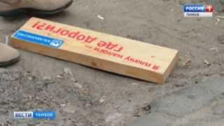 Дорожная инспекция ОНФ раскритиковала тамбовские дороги и городских чиновников