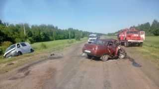 2 человека погибли, 2-е в больнице: результат ДТП в Сосновском районе