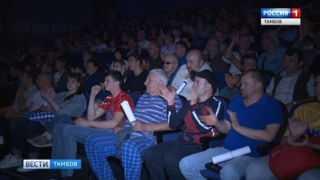 Футбольный клуб «Тамбов» встретился с болельщиками накануне матча с «Зенитом»