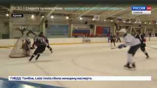 Кубок главы администрации области по хоккею останется в Тамбове