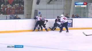 Кубок Губернатора по хоккею в руках тамбовчан