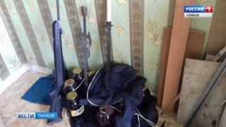 От патронов до гранаты: полиция изъяла целый арсенал оружия у сельского жителя