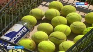 Лучшие среди равных: юные теннисисты со всей страны сразились на открытом Первенстве региона