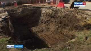 Авария на водопроводе «оставит» без воды 8 домов в центре города